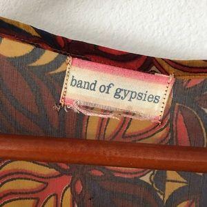 Band of Gypsies Sweaters - Band of Gypsies Kimono